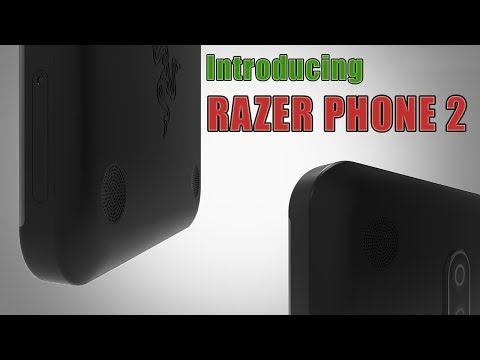 Razer Phone 2 - Official Video - A Phone By Gamers , For Gamers!