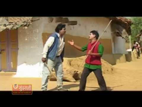 Sarpanch Pareshan Sarpanchin Halakan - Duje Nishd Superhit Chhattisgarhi Movie