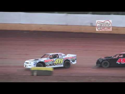 Boyds Speedway 3/25/16 B-Hobby Heat Race!