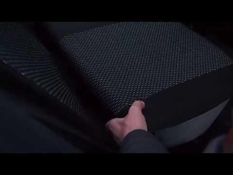 Renault Logan Stepway. Как снять заднее сиденье.