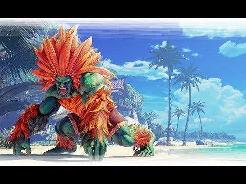 Street Fighter V: Arcade Edition - Blanka Trailer