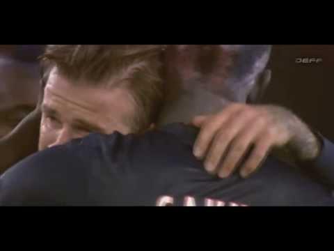 Goodbye David Beckham - Emotional