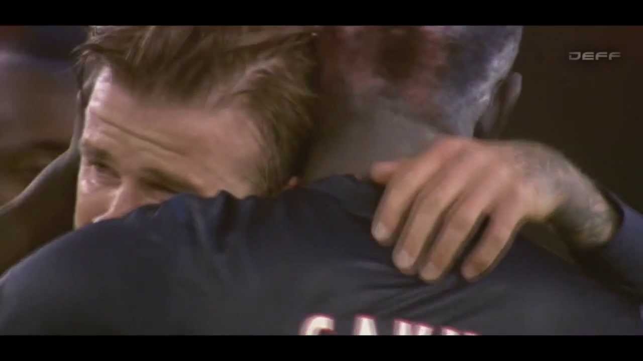 Goodbye David Beckham - Emotional