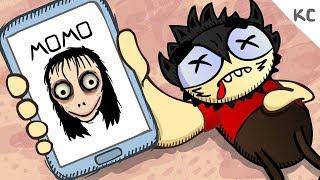 КС(Кресло-скетч) - Никогда не звоните МОМО! (анимация) мультик