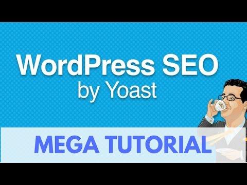Tutorial de Yoast WordPress SEO 2017 - 동영상