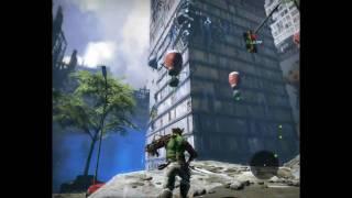 Bionic Commando  Gameplay #3 (PC) HD