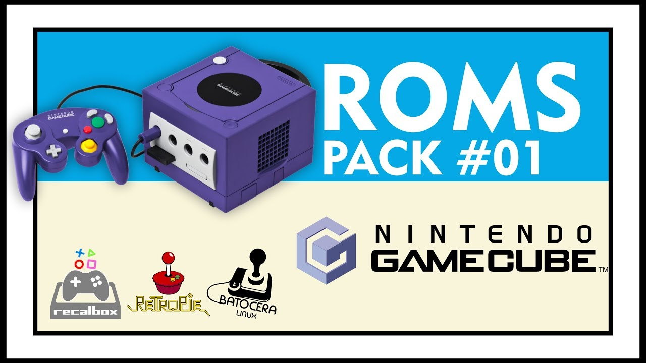 DOWNLOAD ROMS OF GAMECUBE - PACK #1