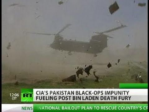 Death & Division: CIA black ops fuel post-Osama fury in Pakistan