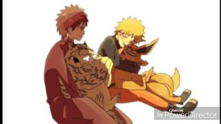 Naruto and Hinata with Family