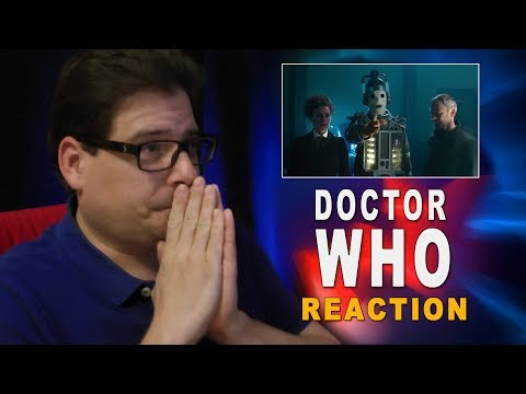 "DOCTOR WHO Reaction - Series 10 - ""World Enough and Time"""