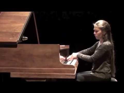 « Live Improvisation I » (piano and mallets) - Joanna Goodale