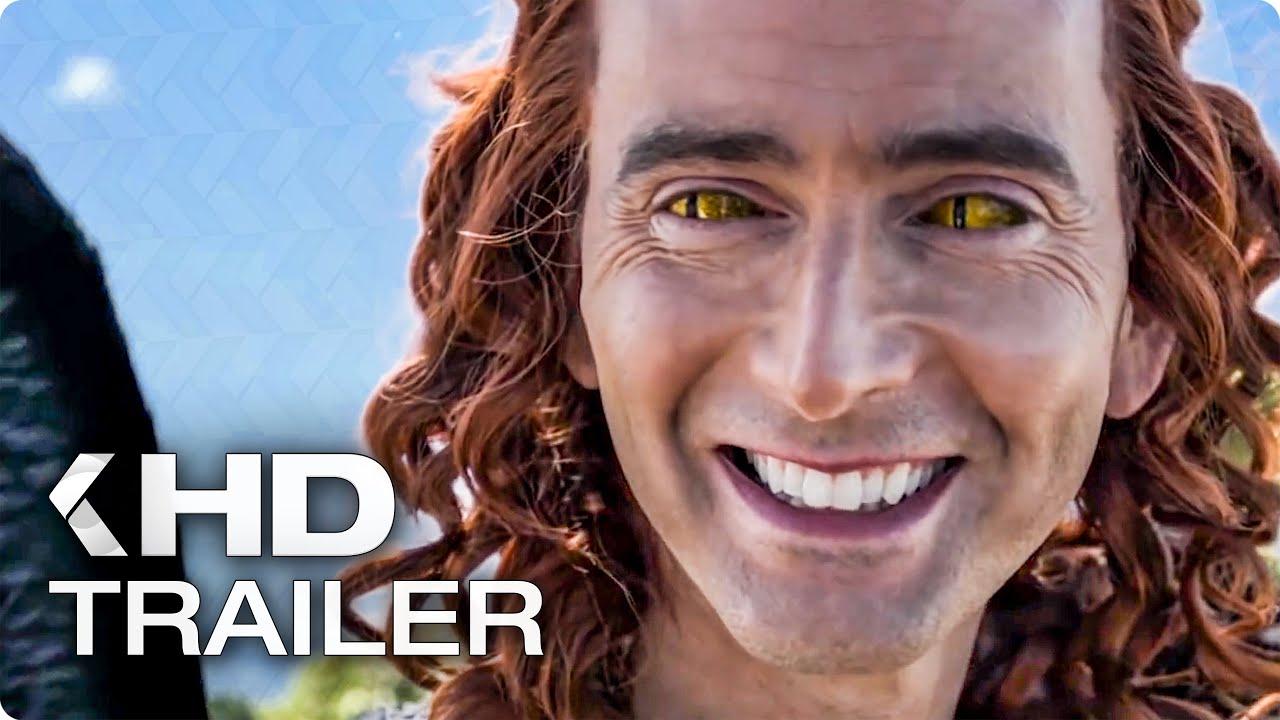 Good Omens Trailer