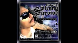 """Mr. Criminal """"Only The Strong Survive"""" (ALBUM)"""