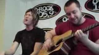 Anberlin-Paperthin Hymn Acoustic O-Rock