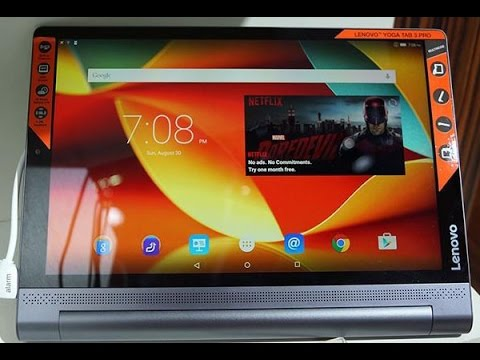 Updating Lenovo Marshmallow 6 on Yoga 3 Tab Android Download final settings  guide