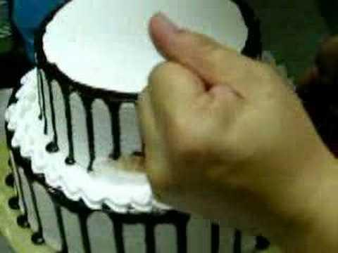 Making A Birthday Cake For My Grandpa