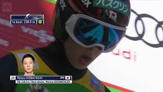 Epic jump from Kobayashi.