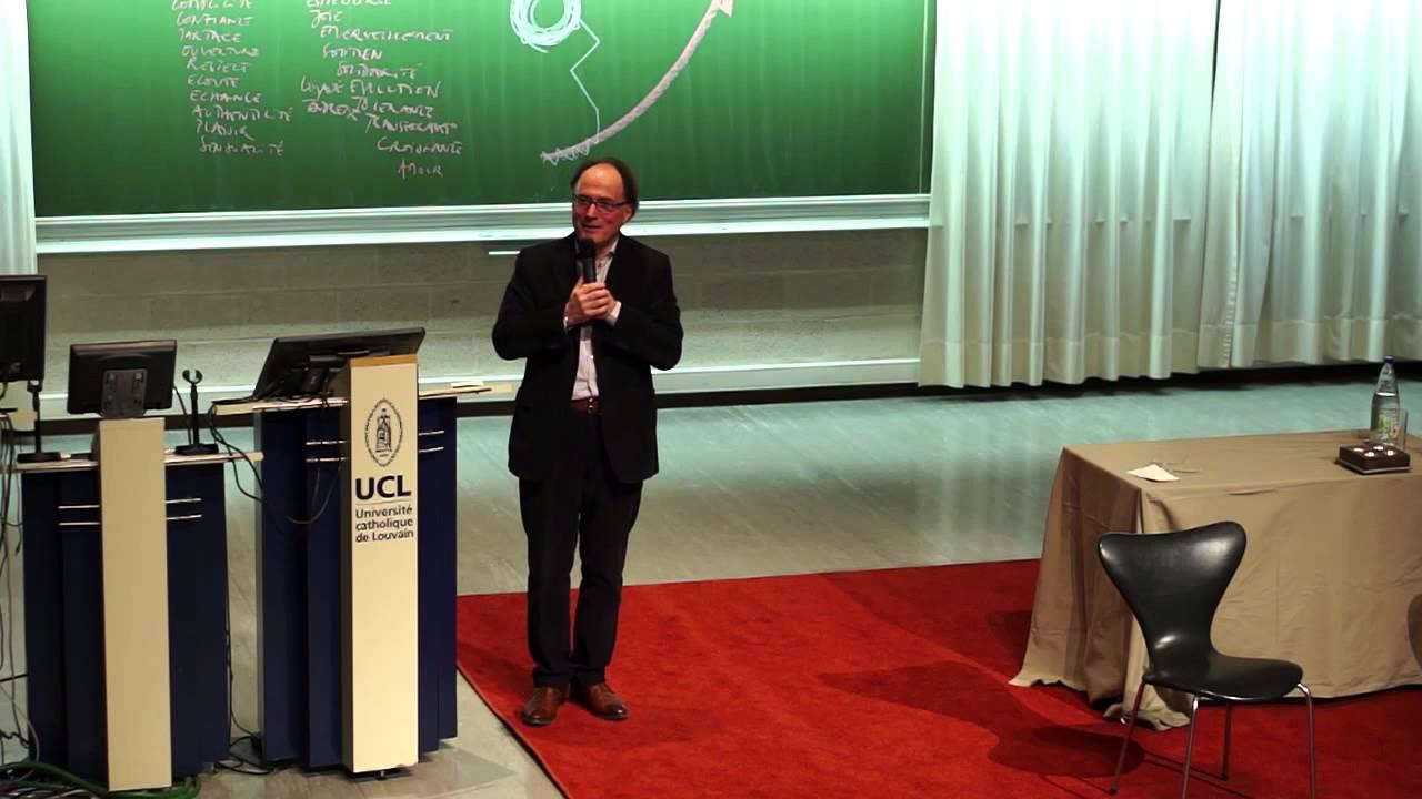 Conférence de Thomas d'Ansembourg 30-01-2014