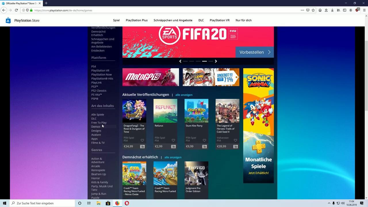 Die kostenlosen PlayStation-Spiele im Oktober 2019