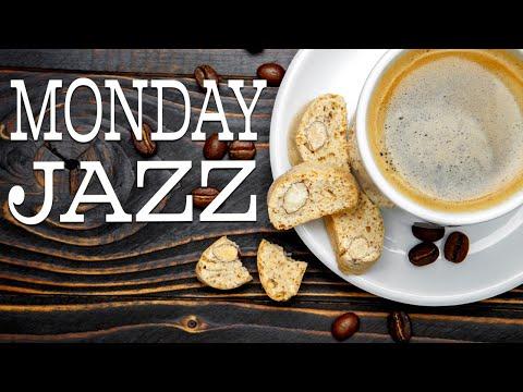 Monday JAZZ - Sunny Bossa Nova Jazz Playlist For Good Mood,Work,Study