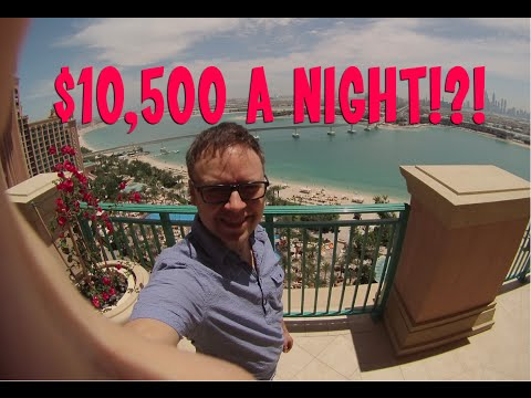 $10,500 a Night Grand Atlantis Suite