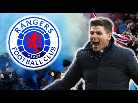 Rangers deal worth £10m+ hailed as 'Huge Coup' by Gerrard