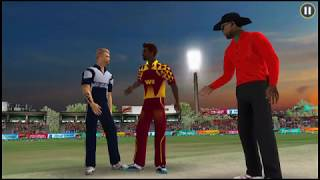 Mar 21 2018 West Indies vs Scotland, Super Sixes Match 7 Highlights