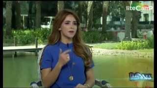 اخصائية التغذية لمى النائلي زيادة الوزن -البطن - بدانة - سمنة - تخفيض الوزن Lama Alnaeli Dubai TV