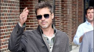 Brad Pitt Flirts With Kate Bosworth Look Alike At Coffee Shop While Using His Real Name