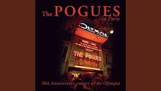 Poor Paddy On The Railway Live At The Olympia Paris 2012