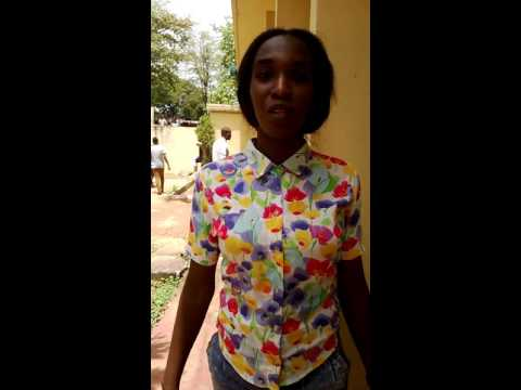 Okoh Chizoba Precious - Medical Radiography Student testifies to the success of GSP 111.