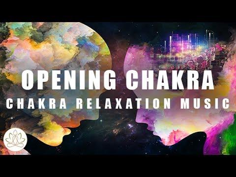 Chakra Relaxation Sleep Music: Opening the Chakras, Beautiful Music, Peaceful, Stress Relief Music