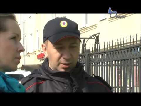 О работе участковых уполномоченных полиции в сельских поселениях в Сланцевском районе