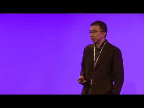 """Sou Fujimoto """"Between Nature and Architecture"""" - Plenary Session: Cities of the Future"""