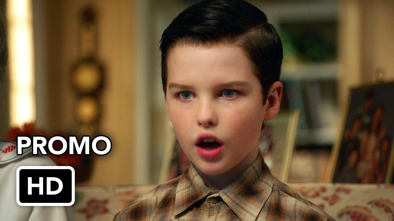 "Young Sheldon 2x09 Promo ""Family Dynamics and a Red Fiero"" (HD)"