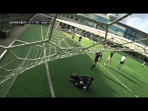เกมบอล FIFA ในชีวิตจริง!!