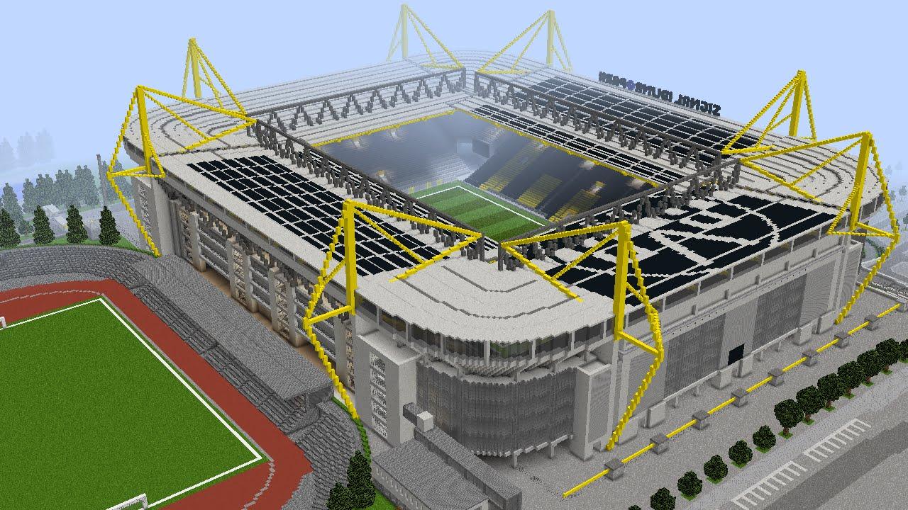 Größtes Fussballstadion