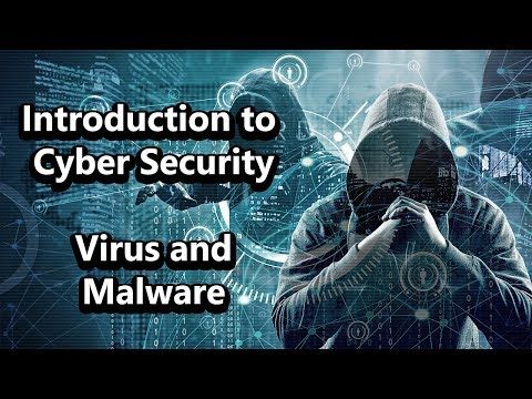Introduction to Cybersecurity – Virus and Malware
