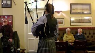 Eagle Pipers Slow Air and Jig comp 2014