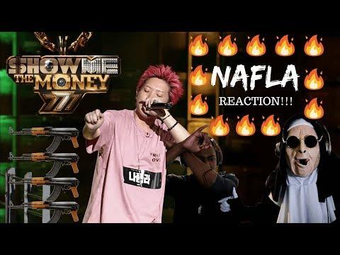Show Me The Money777 [1회] ′나플라 (Nafla)′ @ 래퍼평가전 | REACTION!