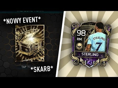 TREASURE HUNT! 🏴‍☠️ / EVENT / PACK OPENING - FIFA MOBILE 18