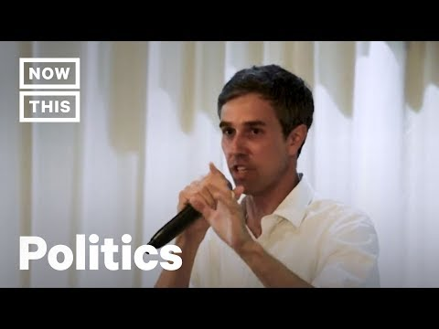 Beto O'Rourke on NFL Players Kneeling During the National Anthem