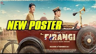 Kapil Sharma Firangi Movie New Poster | Ishita Dutta | Monica Gill | Rajiev Dhingra