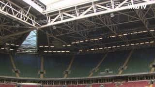 New Millennium Stadium pitch unveiled | WRU TV