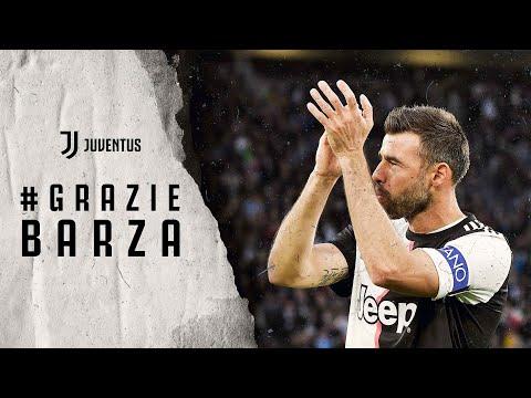 #GRAZIEBARZA   Juventus' Allianz Stadium salutes Andrea Barzagli!