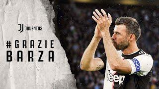 #GRAZIEBARZA | Juventus' Allianz Stadium salutes Andrea Barzagli!
