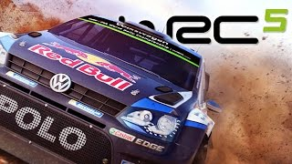 WRC 5 Part 1 - Karriere auf Glatteis (PC) / Lets Play WRC 5: FIA World Rally Championship