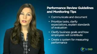 Delivering Performance Appraisals Part 1