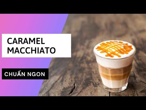 Hướng Dẫn Pha Chế Caramel Macchiato  | Coffee Tree Official