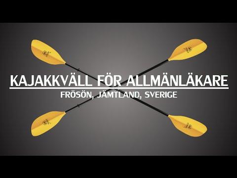 Kajakkväll för Jämtlands Allmänläkare [2015]